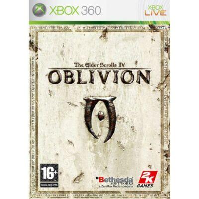 The Elder Scrolls IV Oblivion Xbox 360 (használt)