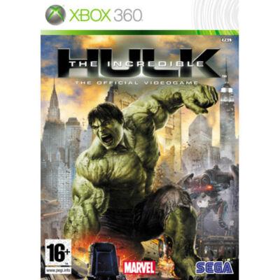 The Incredible Hulk Xbox 360 (használt)