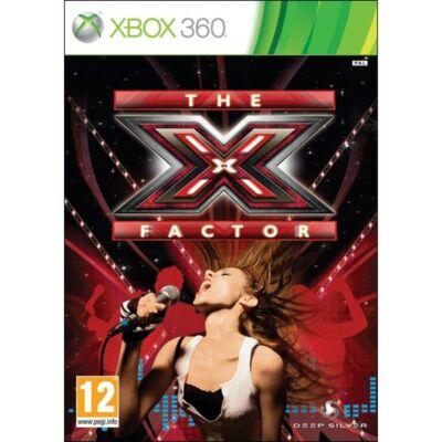 The X Factor Xbox 360 (használt)