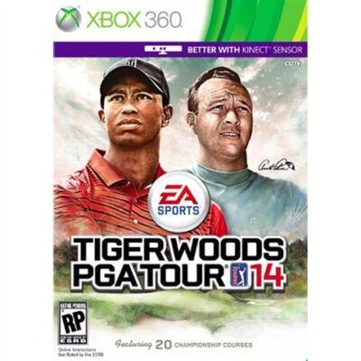 Tiger Woods PGA Tour 14 Xbox 360 (használt)