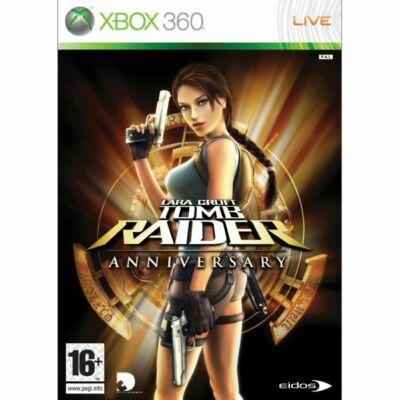 Tomb Raider Anniversary Xbox One Kompatibilis Xbox 360 (használt)