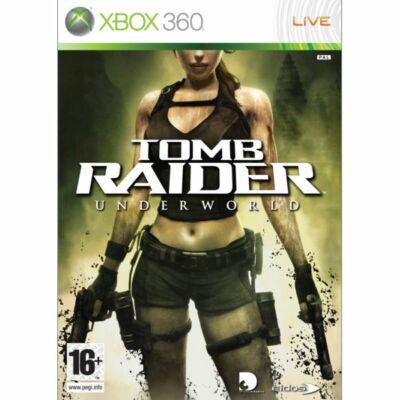 Tomb Raider Underworld Xbox 360 (használt)
