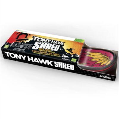 Tony Hawk Shred + Board Bundle Xbox 360 (használt)