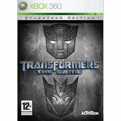 Transformers The Game Cybertron Edition Xbox 360 (használt)