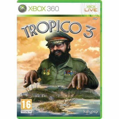 Tropico 3 Xbox 360 (használt)