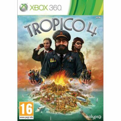 Tropico 4 Xbox 360 (használt)