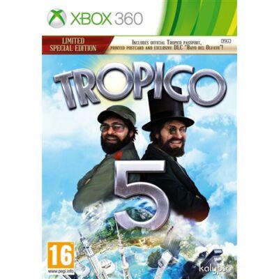 Tropico 5 Xbox 360 (használt)