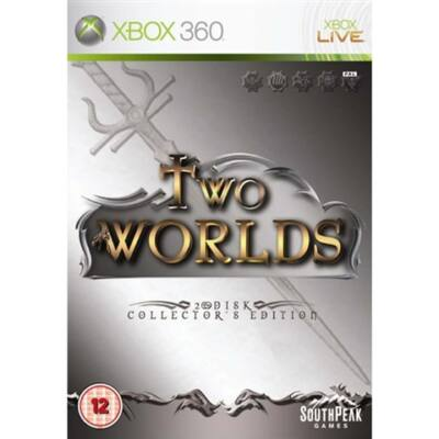 Two Worlds, Collector's Ed. Xbox 360 (használt)