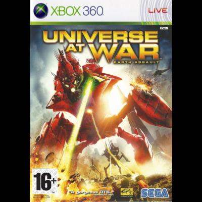 Universe at War Earth Assault Xbox 360 (használt)
