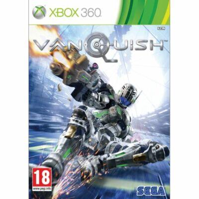 Vanquish Xbox One Kompatibilis Xbox 360 (használt)