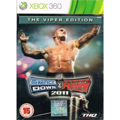 WWE SmackDown Vs Raw 2011 VE Xbox 360 (használt)