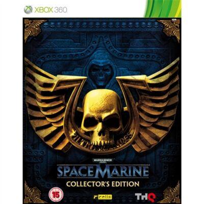 Warhammer 40K Space Marine CE Xbox 360 (használt)