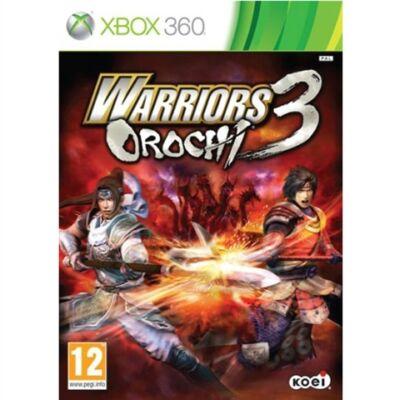 Warriors Orochi 3 Xbox 360 (használt)