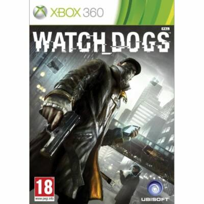 Watch Dogs Xbox 360 (használt)