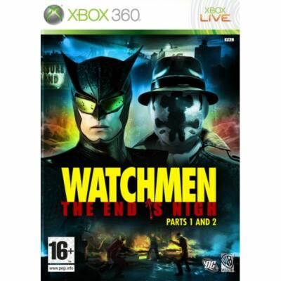 Watchmen The End is Nigh Xbox 360 (használt)