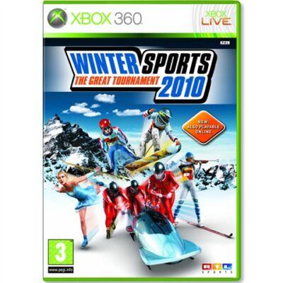 Winter Sports 2010 The Great Tournament Xbox 360 (használt)