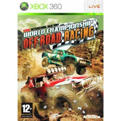 World Championship Off Road Racing Xbox 360 (használt)