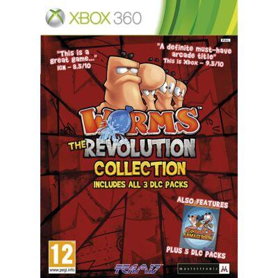 Worms The Revolution Collection Xbox 360 (használt)