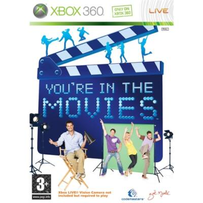 You're In The Movies (with Camera) Xbox 360 (használt)