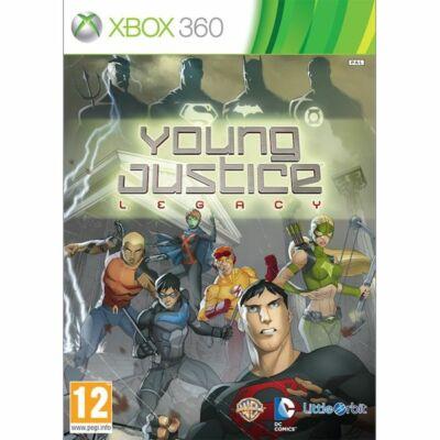 Young Justice: Legacy Xbox 360 (használt)