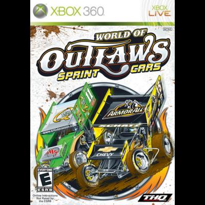 World Of Outlaws: Sprint Cars Xbox 360 (használt)