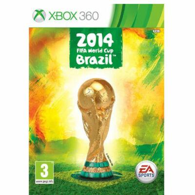 2014 FIFA World Cup Brazil Xbox 360 (használt)