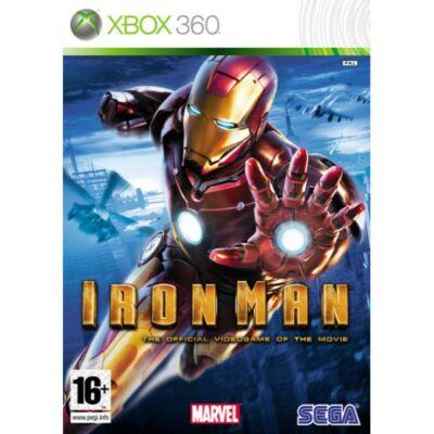 Iron Man Xbox 360 (használt)