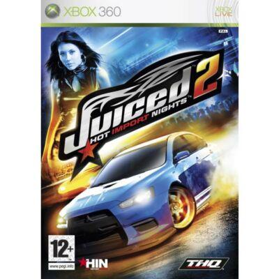 Juiced 2 Hot Import Nights Xbox 360 (használt)