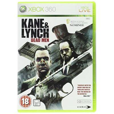 Kane & Lynch: Dead Men Xbox 360 (használt)