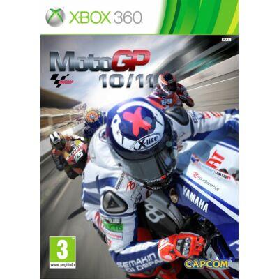 MotoGP 10/11 Xbox 360 (használt)