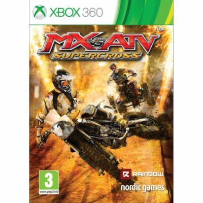 MX vs ATV Supercross Xbox 360 (használt)