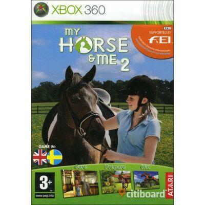 MY Horse And ME 2 Xbox 360 (használt)