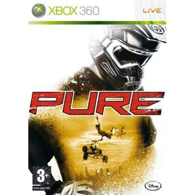 Pure Xbox 360 (használt)