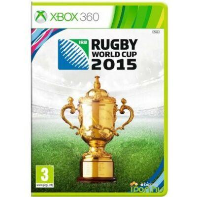 Rugby World Cup 2015 Xbox 360 (használt)