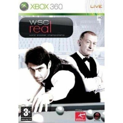 WSC Real 09: World Snooker Championship Xbox 360 (használt)