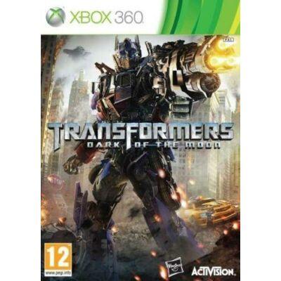 Transformers Dark of the Moon Xbox 360 (használt)