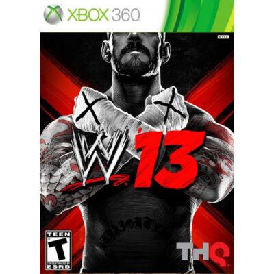 WWE 13 Xbox 360 (használt)
