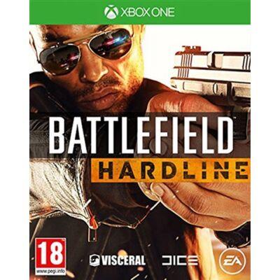 Battlefield Hardline Xbox One (használt)