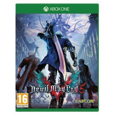 Devil May Cry 5 Xbox One (használt)