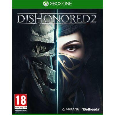 Dishonored 2 Xbox One (használt)