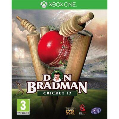 Don Bradman Cricket 17 Xbox One (használt)