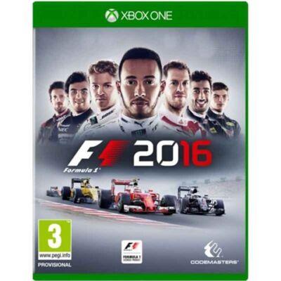 F1 2016 Xbox One (használt)