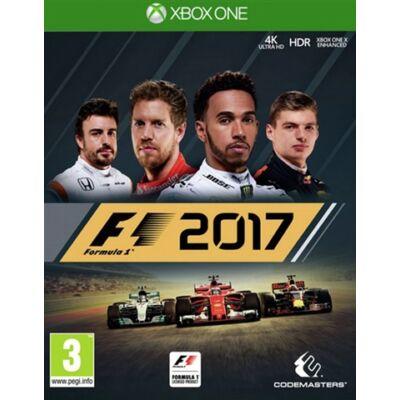 F1 2017 Xbox One (használt)