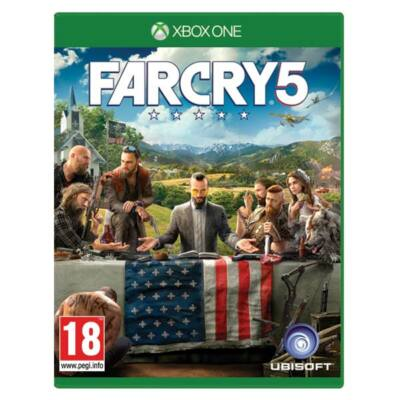 Far Cry 5 Xbox One (használt)