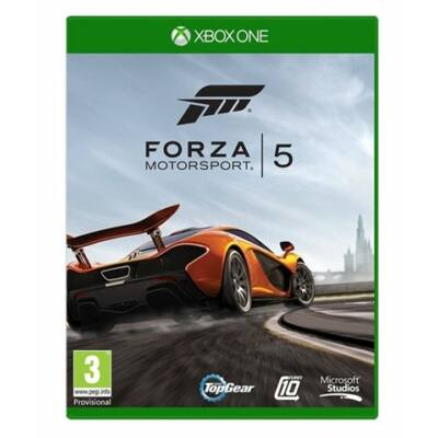 Forza Motorsport 5 Xbox One (használt)