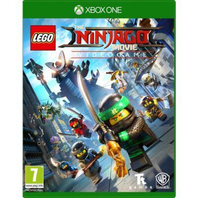 LEGO Ninjago Movie Videogame Xbox One (használt)