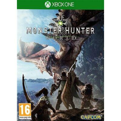 Monster Hunter World Xbox One (használt)
