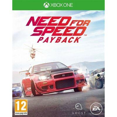 Need For Speed Payback Xbox One (használt)