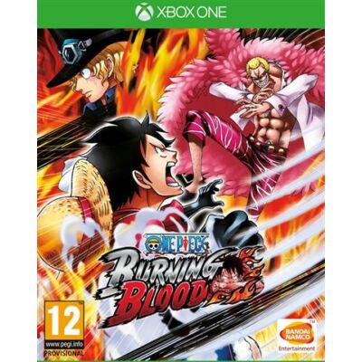 One Piece: Burning Blood Xbox One (használt)