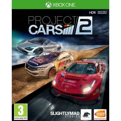 Project CARS 2 Xbox One (használt)